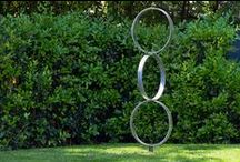 Geometry in Nature / Beautiful examples of geometry in nature that inspires our modern garden sculpture at terrasculpture.com. #geometryinnature