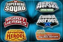Hasbro Heroes / Ryan's Collection