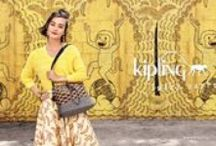 Kipling ~ Spring 16 Collection / The Spring 16 Kipling collection with its warm colours & bold prints is here! Discover Kipling handbags, totes, suitcases, wallets and much more accessories!