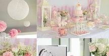 Kids Shabby Chic Party Ideas / We love shabby chic and love parties to match!