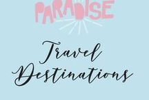 Traveling Destinations / Travel Destination |Travel Tips | Bucket Lists | Travel Foods | Travel USA
