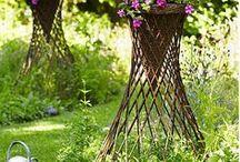 Pajuideat Willow ideas / Kauniit pajutyöt