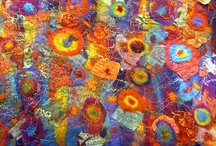 Felted and other Fabulous Fibres / by Francie Ryder