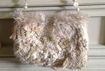 Love handmade handbags  / by Francie Ryder