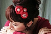 DIY-Hair Accessories / by Macy Fisher-Goode