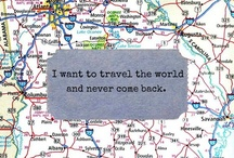 Headed Here Someday / I just want to travel the world and meet interesting people along the way. / by Courtney Hawkins