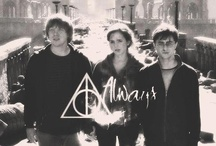 """Proud ϟ Potterhead / """"It is a curious thing, Harry, but perhaps those who are best suited to power are those who have never sought it.  Those who, like you, have leadership thrust upon them, and take up the mantle because they must, and find to their own surprise that they wear it well."""" / by Courtney Hawkins"""