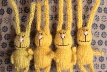 Rabbits ^^ / by Céline Kniebihler