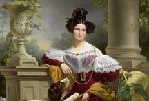 Costume--1830s / by Stacy Hampton