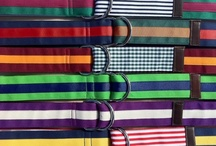 Classic belts / Classic colored belts from Germany. Check out our Designer with more than 600 million belt combinations!