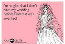Weddings (pinning to look up in the future)