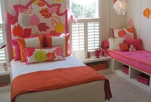 Bedrooms / by Grace Rose Fabrics