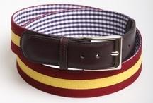 Leather belts / http://www.dreiguerteltiere.de/Lederguertel:::14.html