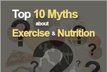 Exercise and Nutrition - Tips and Tricks / by Jose Lapa