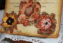 Embellishments  / Embellishments by Ashely.  Beautiful work. / by Painting the Roses Red