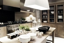 Kitchens / by Fatos Orhan