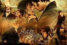 Pride and Prejudice / by Courtney Hawkins
