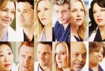 Grey's Anatomy / by Courtney Hawkins