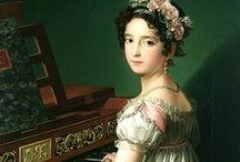 Historical clothing - Regency (1800-1830)