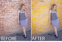 Photography - Editing and Enhancing