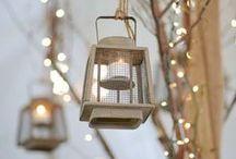 Fairy Lights / Fairy lights inspiration