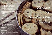 Chocolatechip & Hazelnut Cookies