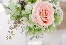 Florals / Flower arrangement inspiration