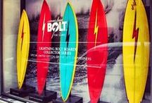 Favorite Surfboards