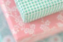 Gift Wrap / Gift wrap inspiration