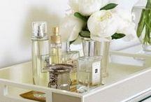 Perfume storage / Perfume storage ideas