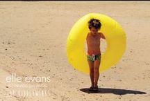 Elle Evans Summer 13/14 Kids Sustainable Swimwear
