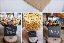 Wedding Candy Bar / by Edith Mnz