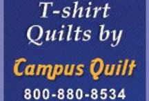 Show it off / How do you show off your quilt? / by Campus Quilt Company