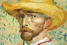 Vincent Van Gogh ! / by Rick Rietveld