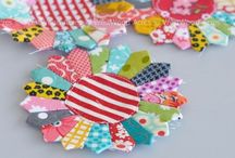 Sewing - scrap projects