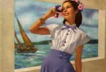Historical Clothing - 1940s-now