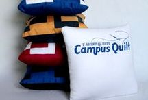 Campus Quilt Pillows / by Campus Quilt Company