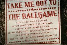 Baseball / by Macy Fisher-Goode