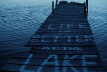 Lake livin' / by Macy Fisher-Goode