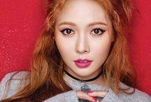 김현아 / Kim Hyun Ah /// 현아 / Hyun Ah