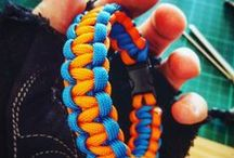 Paracord / I have a passion for all things paracord and through this board I hope to share this passion for paracord gear with you.  I enjoy experimenting with new knots and bracelets and I'm constantly pushing myself to come up with new designs. I hope to provide you with awesome and clear paracord designs and instructions through my paracord tutorials to enable you to create some amazing paracord gear.  Thank you for taking the time to subscribe to my boards and like and repin my pins!