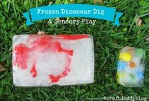Play Outside! / Kids outdoor play & creativity
