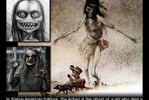 Urban Legends / I love a good urban legend. Of course most are just that, legends. There are none that are true...right? http://hauntedrealities.com/
