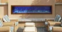 Modern Fireplaces / Modern Fireplaces   Modern indoor & outdoor fireplaces, torches & heaters • Freestanding, wall-mounted, recessed, table-top, bio-ethanol & electric heating solutions   HomeAlley.us