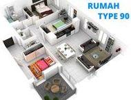 Denah Rumah Minimalis / Aneka denah rumah minimalis.