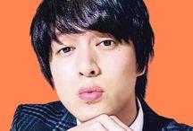 丸山隆平 / 丸ちゃんは、ちょっとダサい!!そこがかわいい!!あと、写真のポーズもかわいいなぁ〜!!