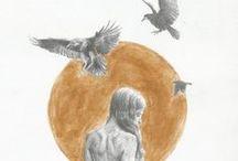 Saját munkák/My artworks