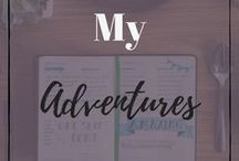 My Vegan Food Adventures / My vegan food and drink adventures