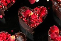 Vegan Valentine's Day Recipes / Vegan Valentine's Day Recipes / Dairy-free, egg-free and plant-based yummies for the ones you love the most. <3