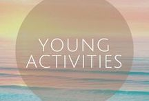 Young Activities / Fun activities for the kids!